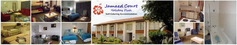 jamaed court self-carering apartments in george