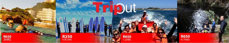 tripout surfing kloofing inflatable rubber ducks