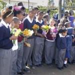 Garden Route Ladies Circle collecting for Rheenendal survivors