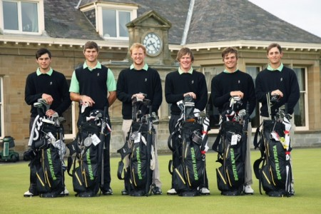 Nine top South African amateurs teed off at the British Amateur, ...