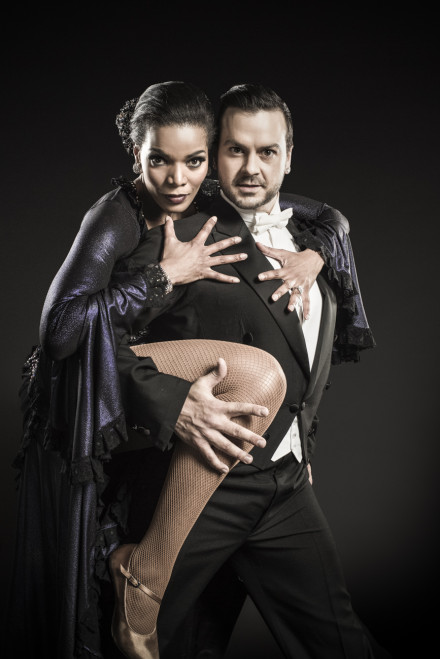It S Curtains For Connie Ferguson And Brandon Eilers On