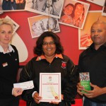 KFC Mini-Cricket Coach of the Month September 2013