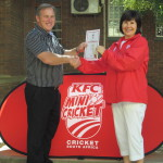 KFC Mini Cricket coaches of the month