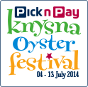 Pick n Pay Knysna Oyster Festival Set to Wow From 4 to 13 July 2014