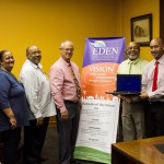 Eden District Municipality councillors receive new laptops
