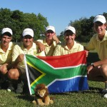 Rebula leads SA junior golfers to All Africa title