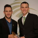 National award for SWD cricket captain