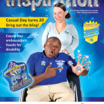 Casual Day ambassadors on Rolling Inspiration cover