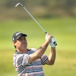 Horne likes the look of the links and leads Vodacom Origins