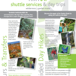 TravSA shuttle services & day trips