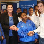 DCAS bids farewell to team Western Cape participating in the Weifang Cup