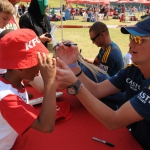 KFC launches the KFC Mini-Cricket Kids vs Proteas Tour 2014 for the 2nd year