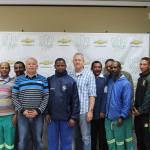 Cricket SA present groundsmen's course