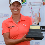 Pace wins Cell C South African Women's Open