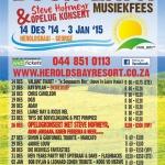 7de Bush Lapa Musiekfees en Opelug Konsert met Steve Hofmeyr