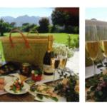 Valentine's Day inspired picnics at Anthonij Rupert Wines
