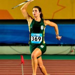 Jo-Ané Van Dyk to 2015 CAA African Junior Champs