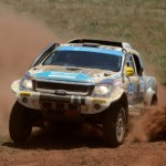 Team Ford primed for rally action