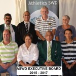 Gericke re-elected as Athletics SWD President