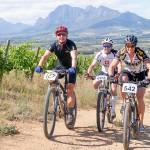 Liberty rolls with Cape Winelands mountain bike race