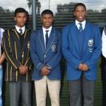 SWD Cricket bursary recipients