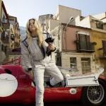 SA model the new face of Maserati
