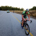 Smit time-trials to first yellow jersey at Jock Tour
