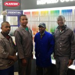 Plascon prepares for Eden's Mandela Day Activity