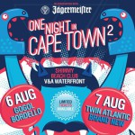 Win tickets to One Night in Cape Town