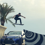 """Lexus Hoverboard is """"a whole new experience"""""""