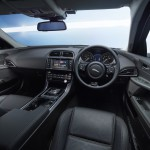 XE uses Jag's best technologies