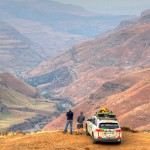 New Kia Sorrento shows its mettle on seven country fundraising adventure