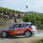 Top five finish for Hyundai finishes in Rallye Deutschland