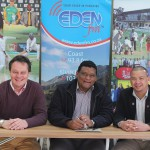 Media partnership between SWD Cricket and EdenFM