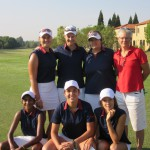 Gauteng, Free State formidable at SA Women's IPT
