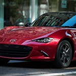 An icon returns: new Mazda MX-5 rolls into SA