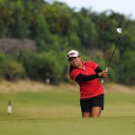Pace shares first round lead at SA Women's Open