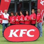 KFC Mini Cricket region of the year