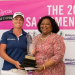 Class act Pace clinches SA Women's Open