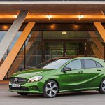 New generation Mercedes A-Class combines performance and comfort