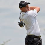 Venter on fire at Leopard Creek