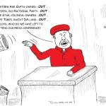 Cartoon - The Censor