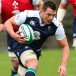 Ireland debut for Stander