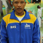 Otneill Baartman of SWD selected for SA Franchise XI