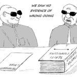 Cartoon - The Seriti Commission