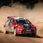 Poulter and Coetzee led from flag to finish to take 25th Sasol Rally