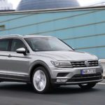 New Tiguan signals Volkswagen's challenge on the SUV market