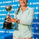 Telfer dominates in Sanlam SA Women's Amateur Stroke Play win