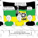 Cartoon - The Malema Treason Charge