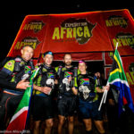 Welcome home Expedition Africa Champs